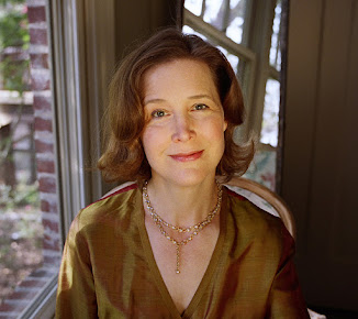 Author, Ann Patchett