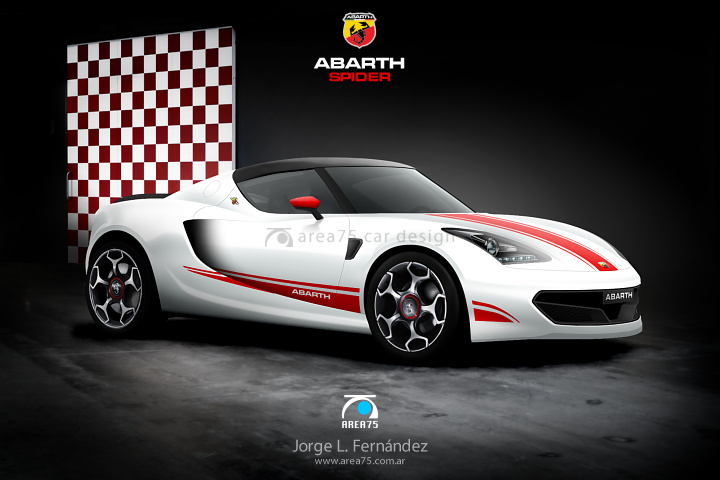 Abarth Spider / Targa (chasis Alfa Romeo C4)