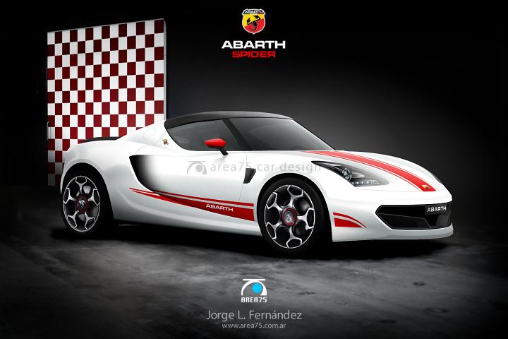 Abarth Spider / Targa (chasis Alfa Romeo C4)