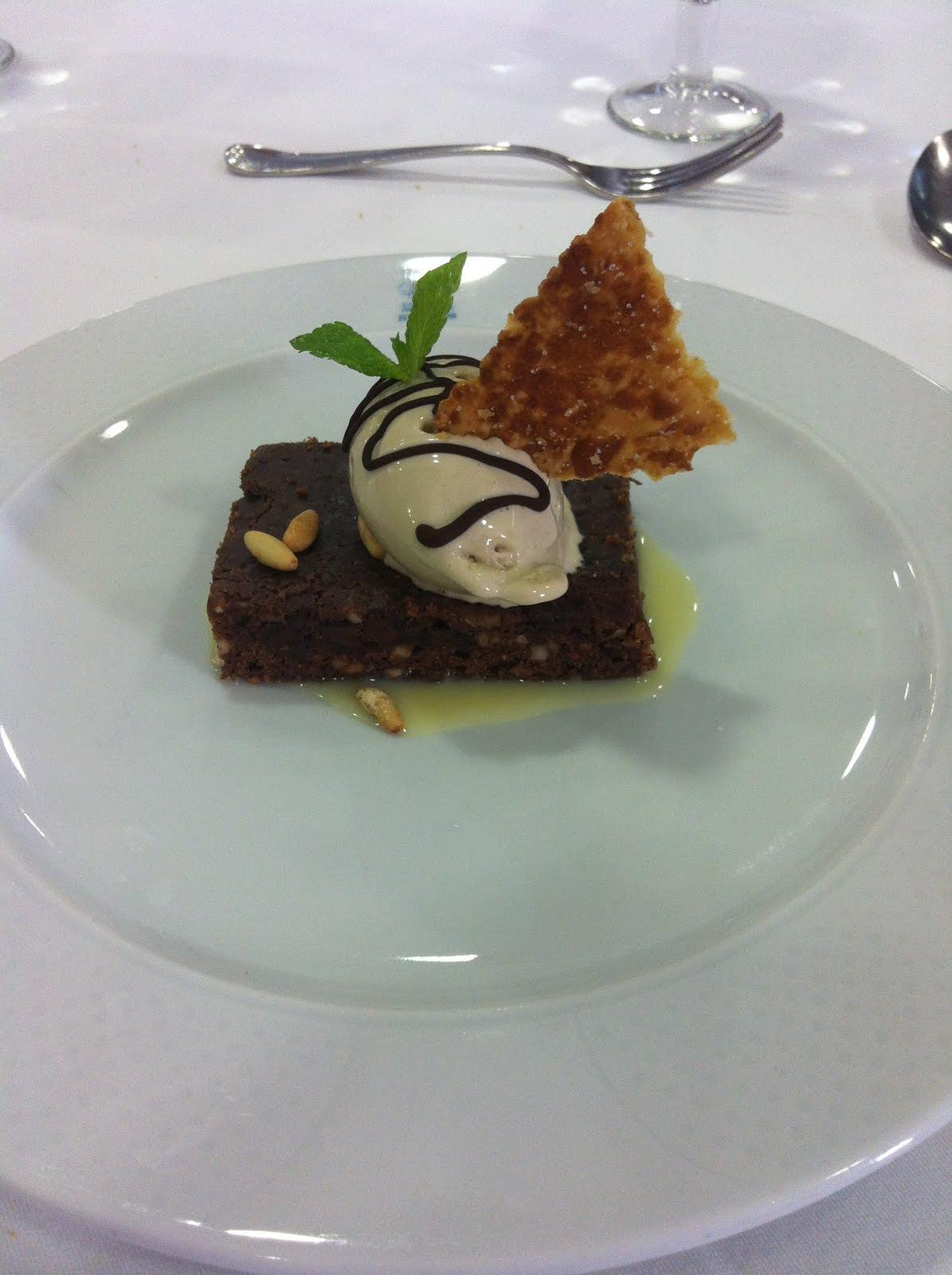 Escuela Hostelería Benalmádena Alumn@s de Cocina - Recetas: Brownie ...