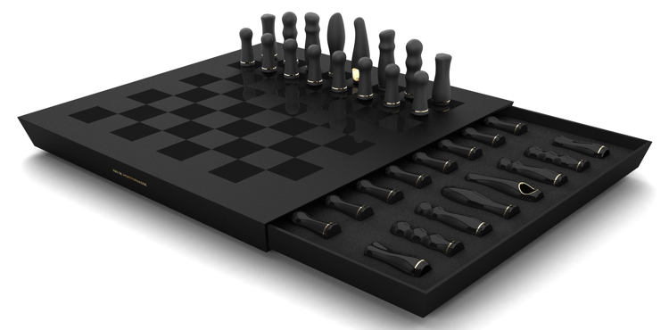 If It 39 S Hip It 39 S Here Archives Designer Chess Set