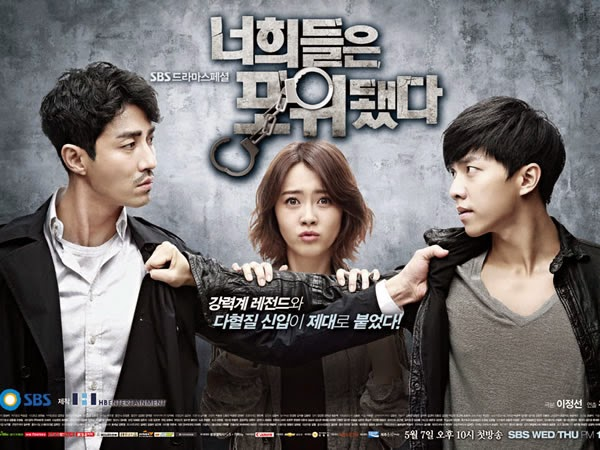 你們被包圍了 Youre All Surrounded