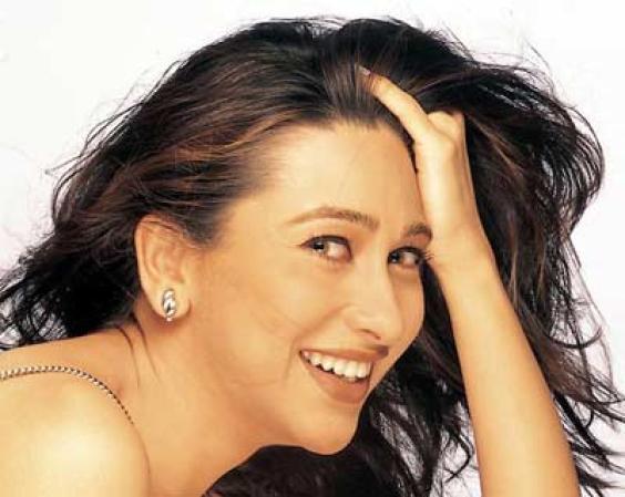 Bollywood Schauspielerin Karisma Kapoor