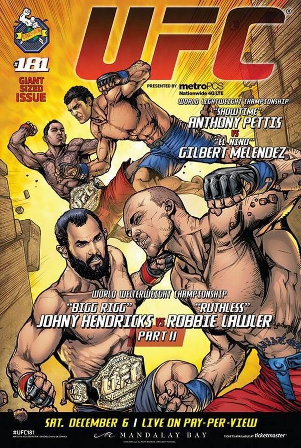 Download UFC 181: Hendricks vs Lawler II HDTV MP4 + RMVB Baixar Luta completa