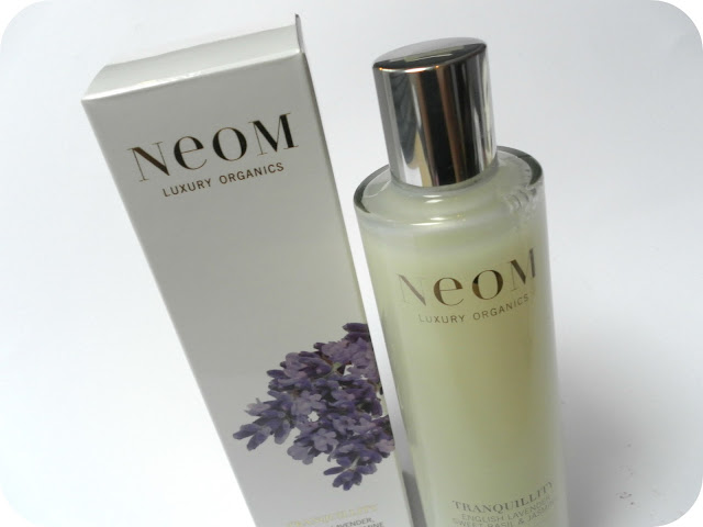 A picture of NEOM Tranquility Organic Bath Foam