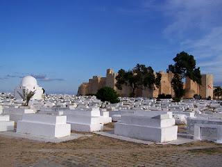 Vistas de Monastir - Túnez