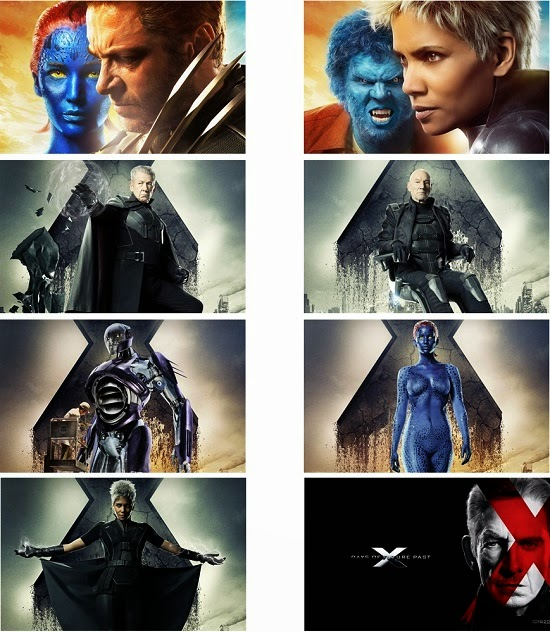 X-Men Days of Future Past 2014 Theme For Windows 7 And 8 8.1