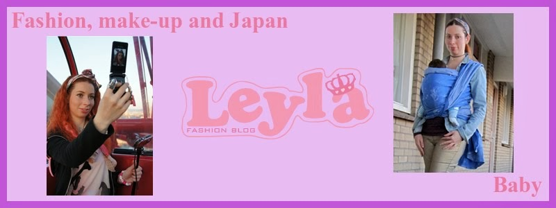 Leyla Fashion & Beauty blog
