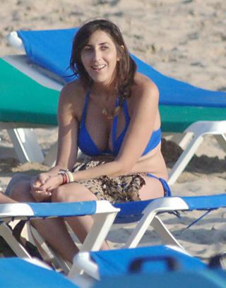 fotos tetas en la playa: