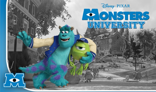 Frases de le película: Monsters University