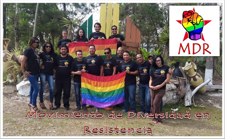 Movimiento de Diversidad en Resistencia