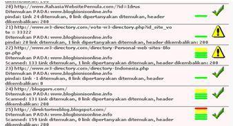 Daftar link