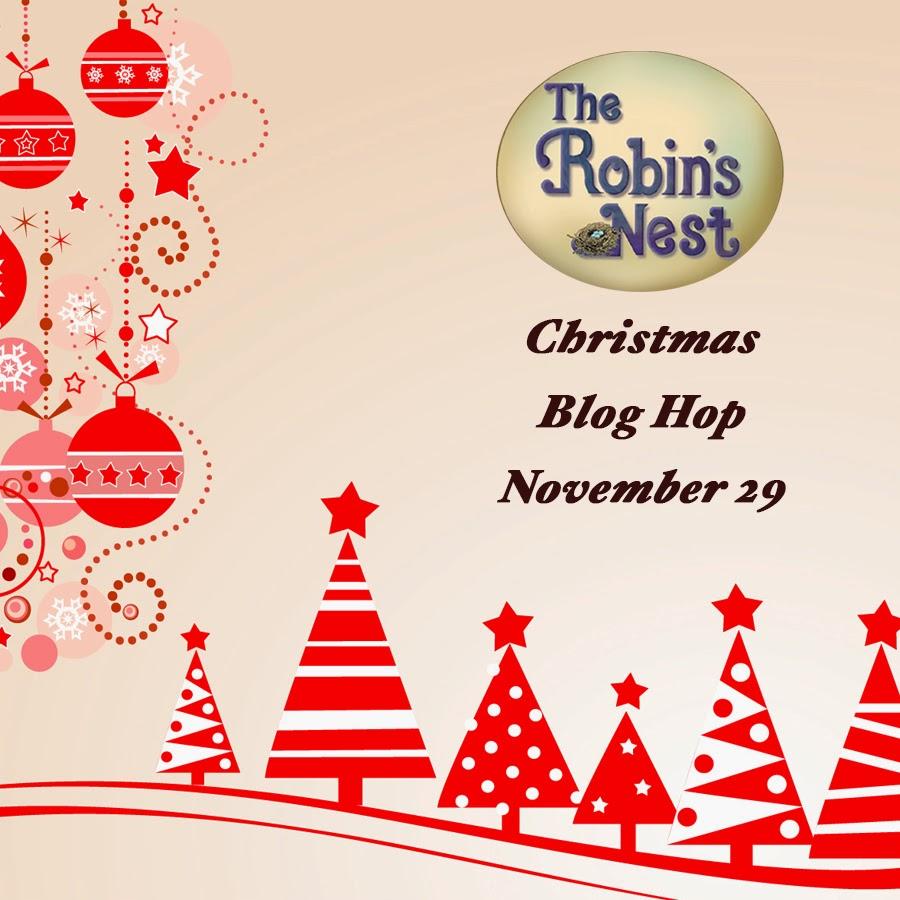 Блог хоп от Робин Нест