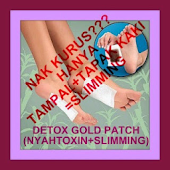 DETOX GOLD SLIMMING PATCH