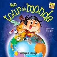 Léo-Mon tour du monde