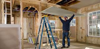 How To Install Drywall | Home And Decoration Tips