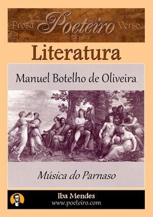 Música do Parnaso, de Manuel Botelho de Oliveira gratis em pdf