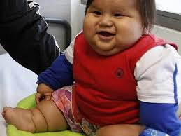 Susu Ibu Halang Obesiti Pada Bayi