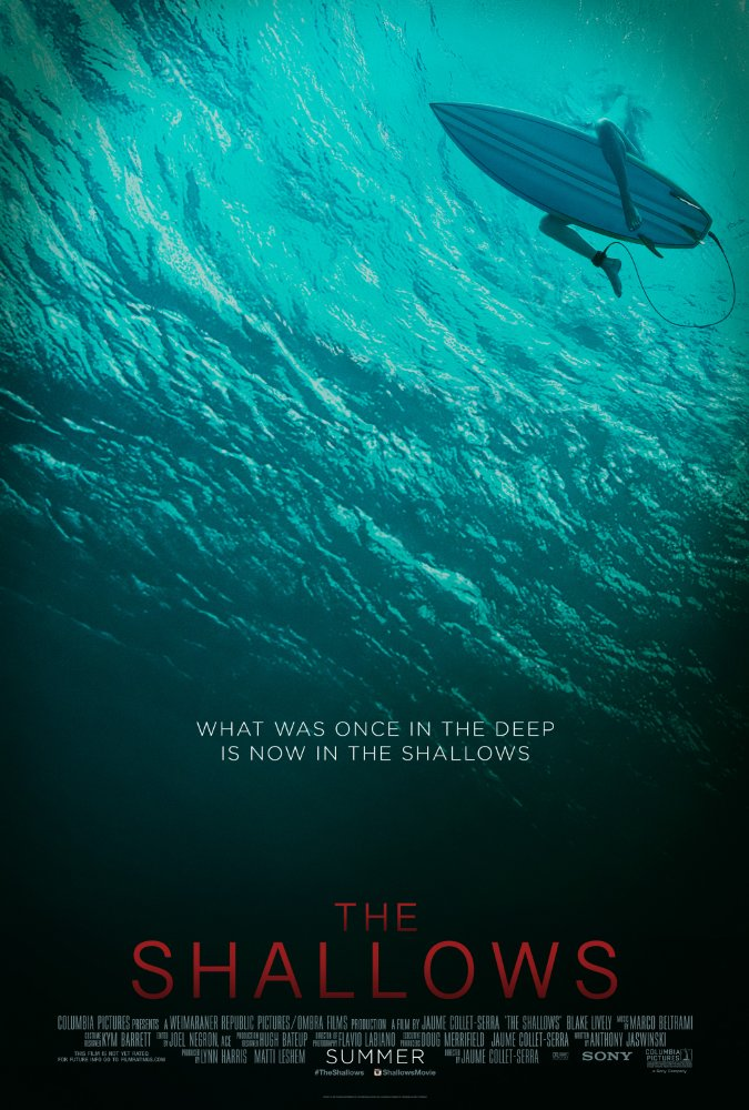 Nonton The Shallows (2016)