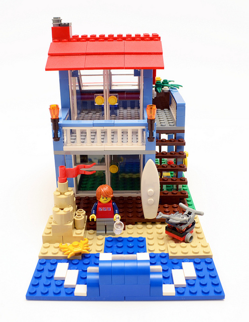 #7346 Seaside House Review