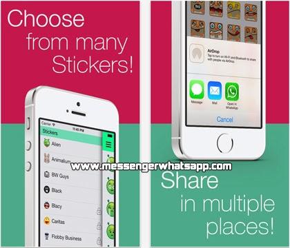 Stickers The Best Emoji Art para tu iPhone