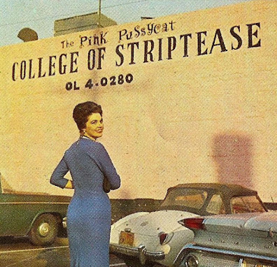 College of Striptease