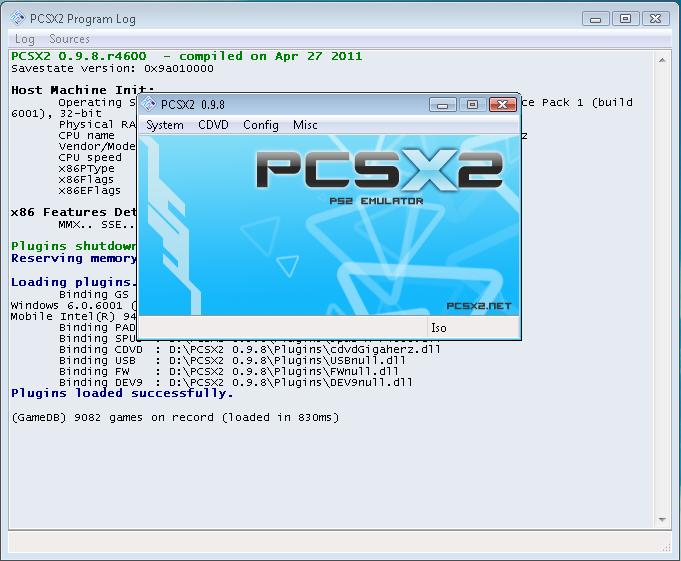 how to play ps2 games using pcsx2