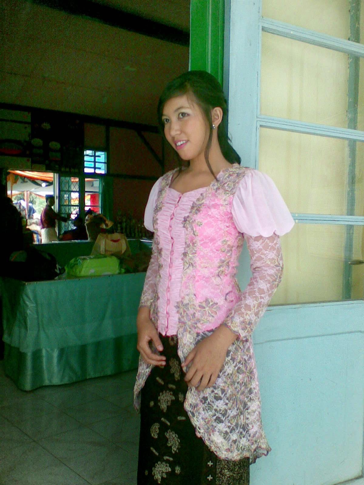 Foto Model Baju Kebaya Untuk Kanak-Kanak