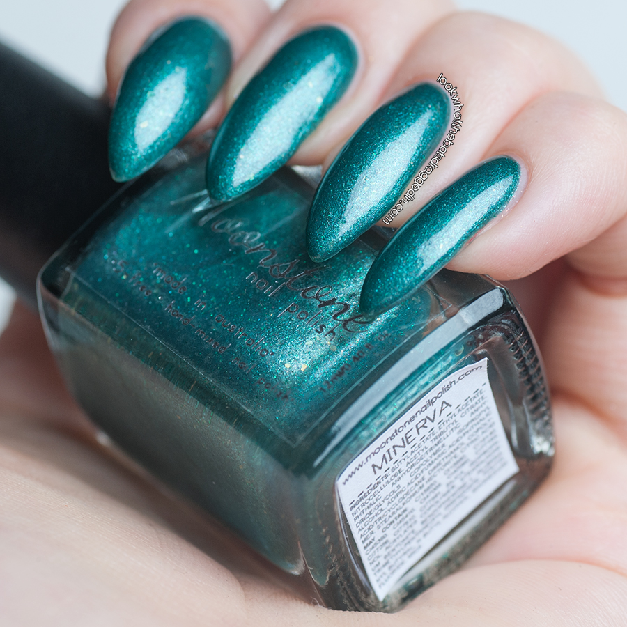 Moonstone Nail Polish Wicked Witches Collection Minevra