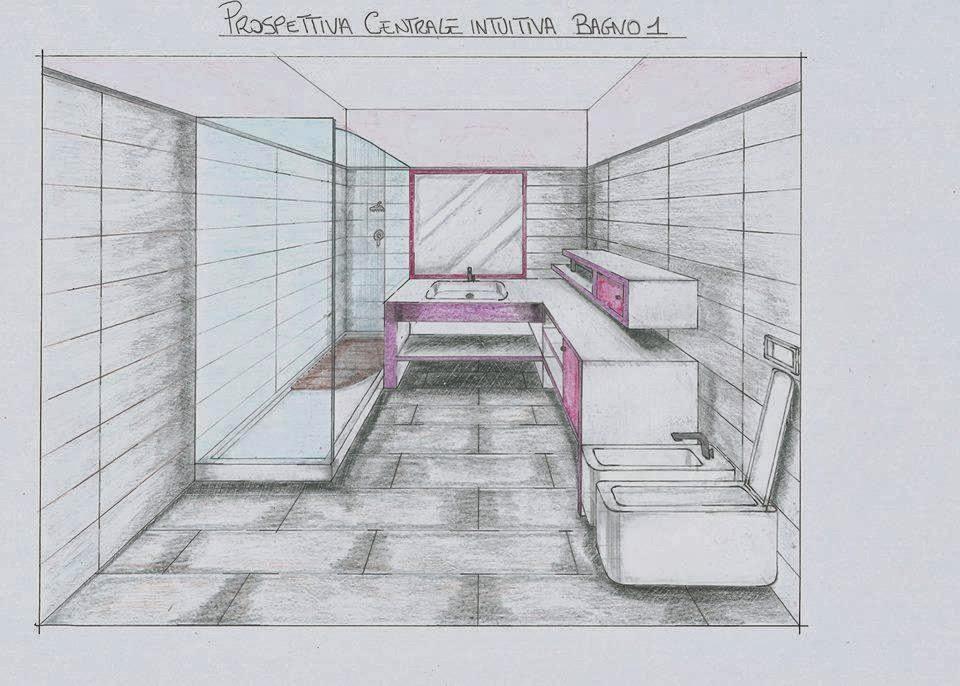 Disegnare una stanza in prospettiva con mobili for Scuole di design di mobili