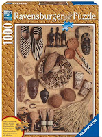 african_artifacts_1000_parça_ravensburger_puzzle_kutu_box