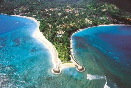 pantai senggigi : tempat wisata di lombok yang menyegarkan mata