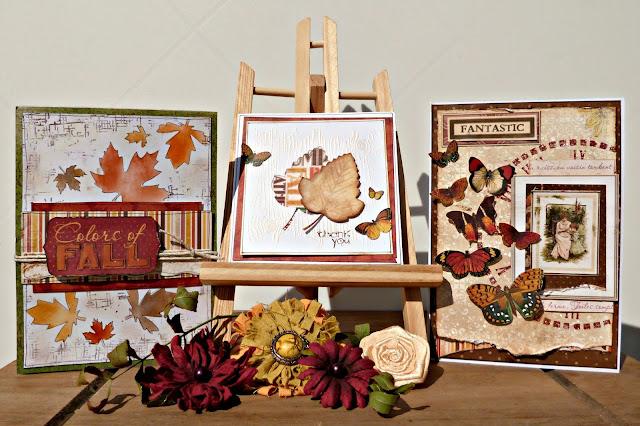 Fall cards Tracee Provis bo bunny enchanted harvest 01