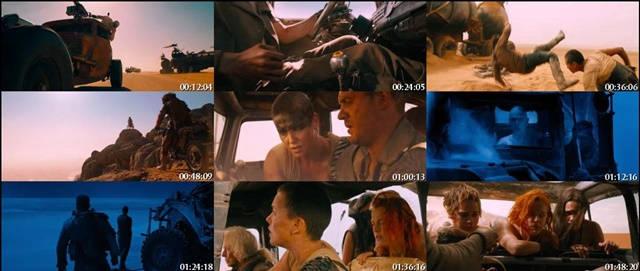 Mad Max Furia en el Camino DVDRip Latino