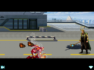Game Hulk Java Touchscreen