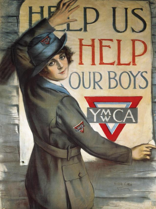 Help Us Help Our Boys (WWI)
