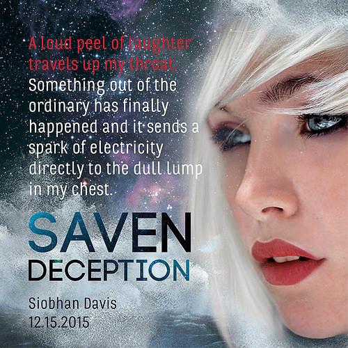 Teaser Saven Deception - Sadie
