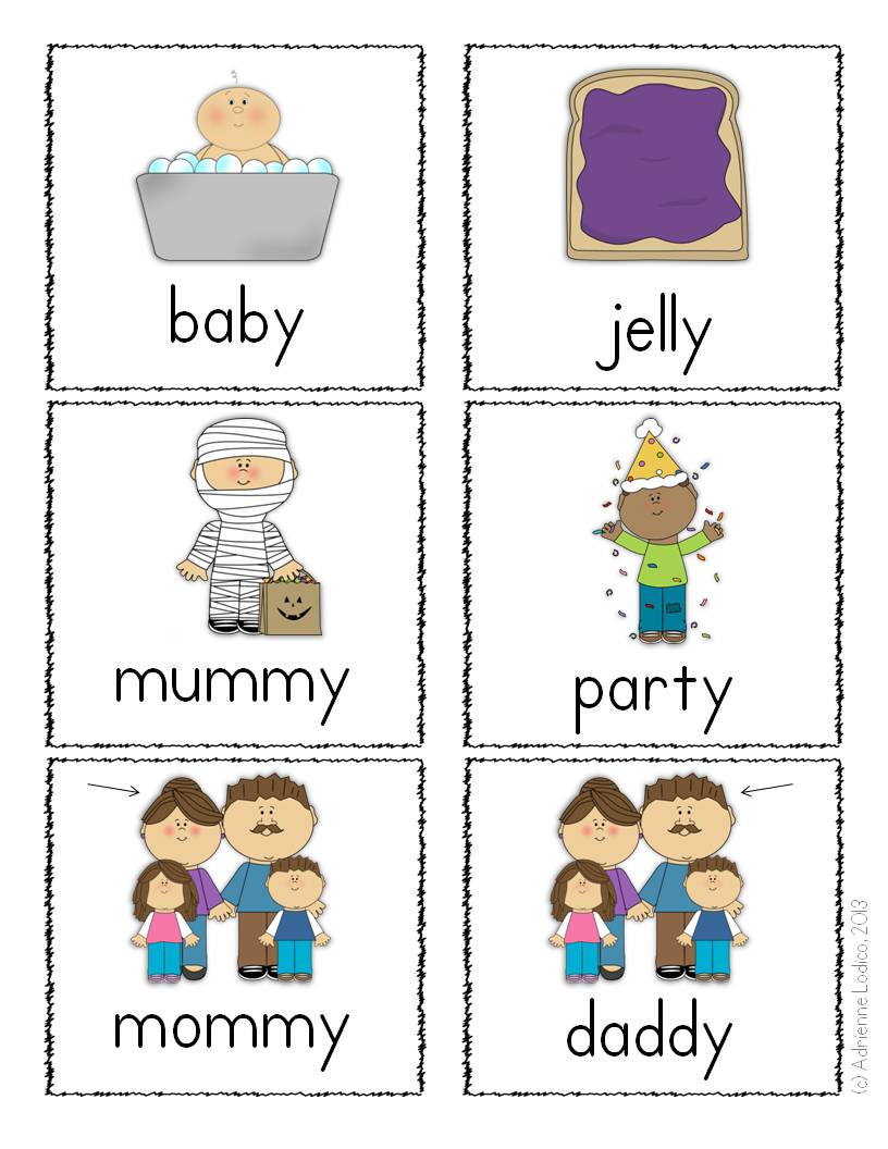 Y as a vowel - long &quot-i&quot- sound, English skills online, interactive ...