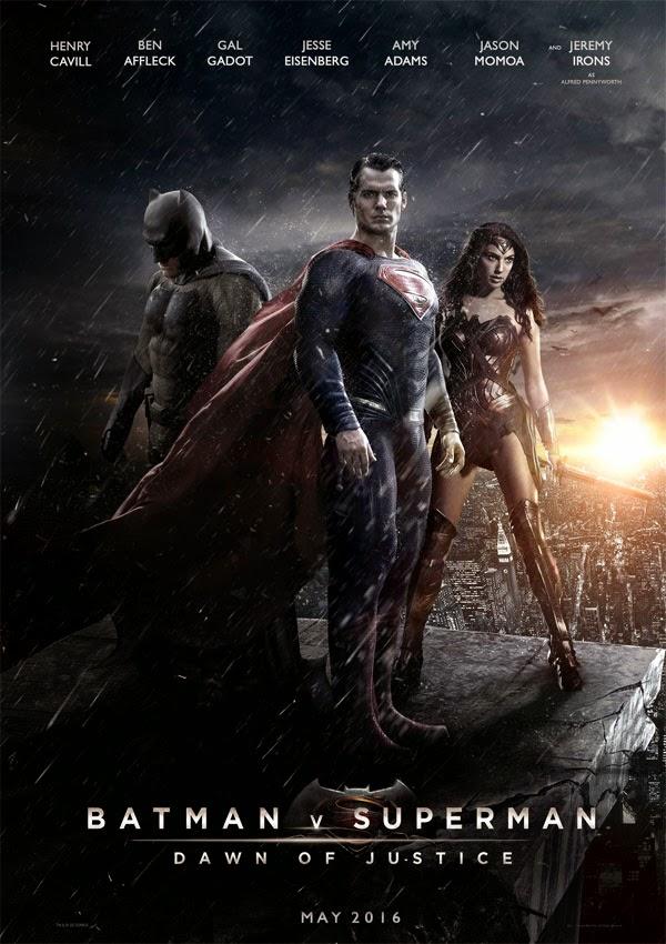 Batman Vs Superman: A Origem da Justiça – Dublado (2016)