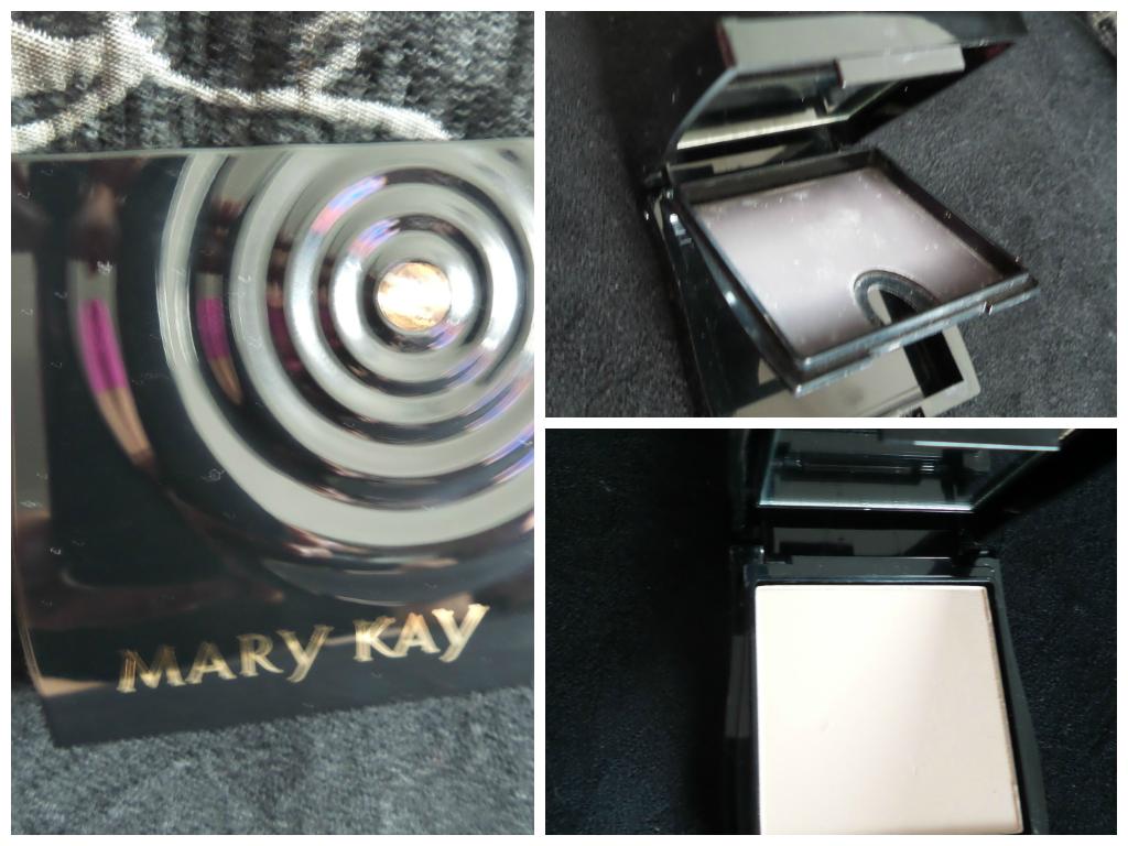 Estojo para pó compacto Mary Kay