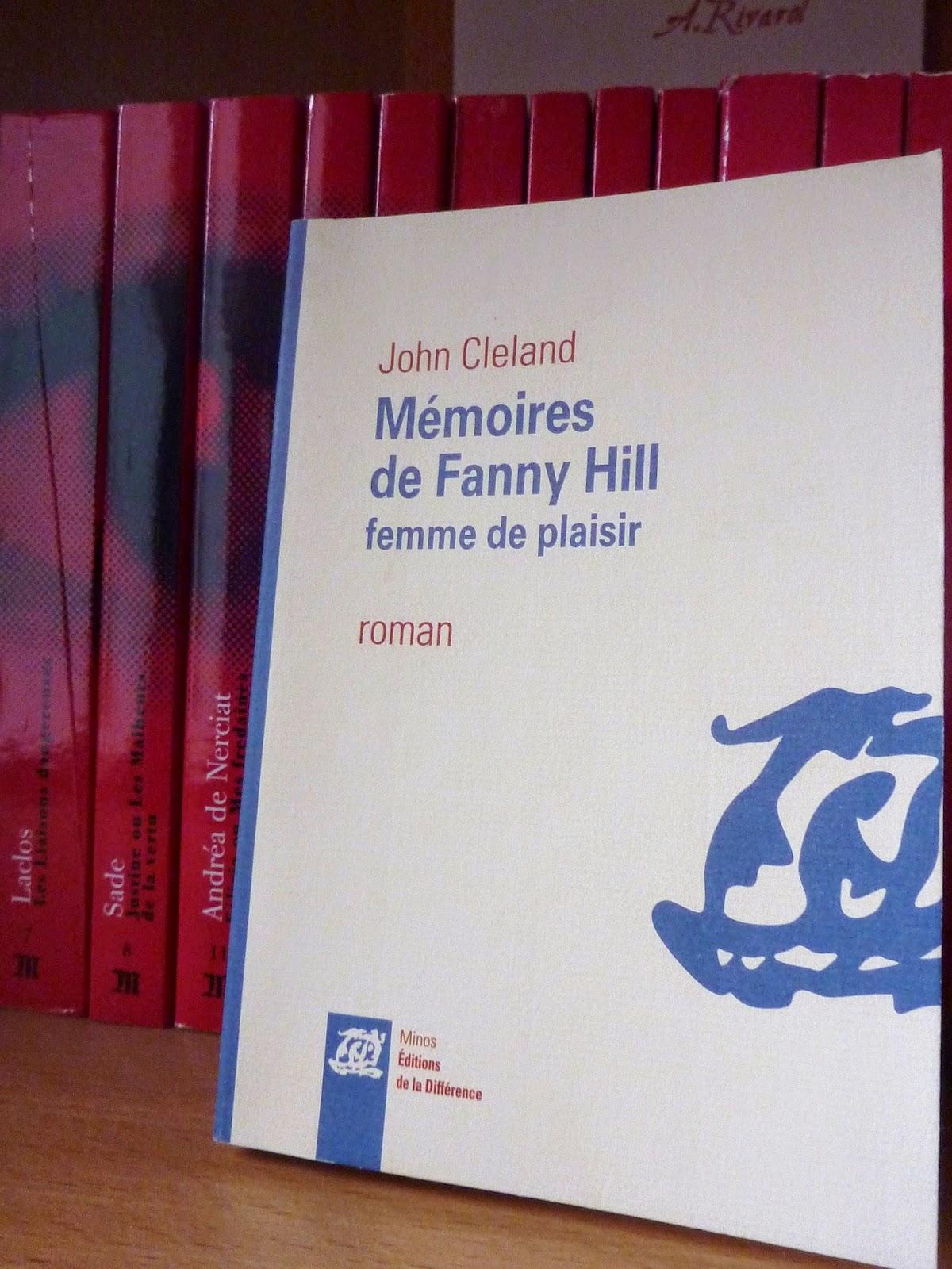 Mémoires de Fanny Hill - John Cleland