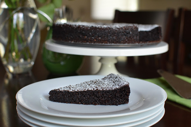 Playing with Flour: Chocolate olive oil cake