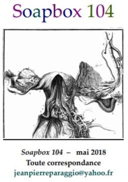 SOAPBOX 101, 102, 103 & 104, FEUILLETS DE L'UMBO, ART & POÉSIE, MAI 2018