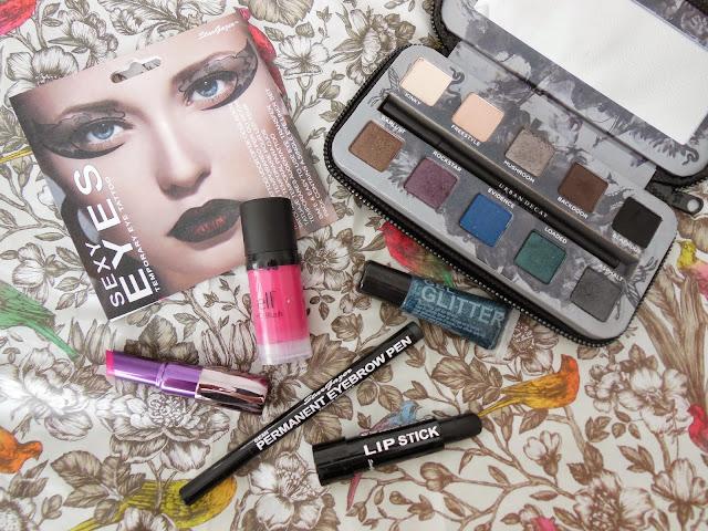 Halloween makeup challenge