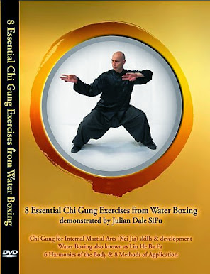 Julian Dale's new DVD- Chi Gung 1-8