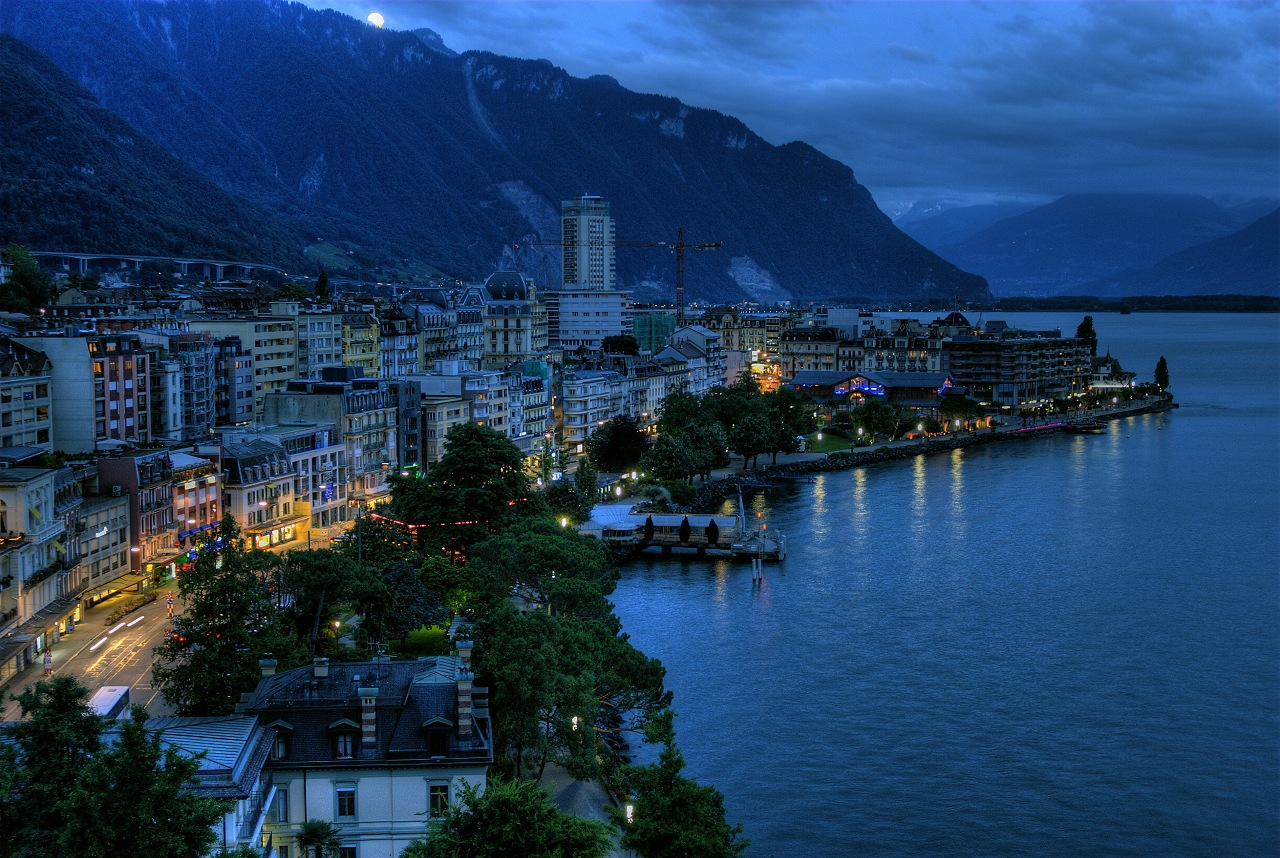 Lake Geneva Switzerland Hotels