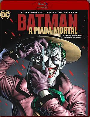 Filme Poster Batman: A Piada Mortal