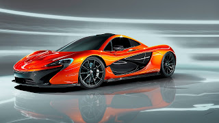 Mclaren P1 Concept free pc backgrounds