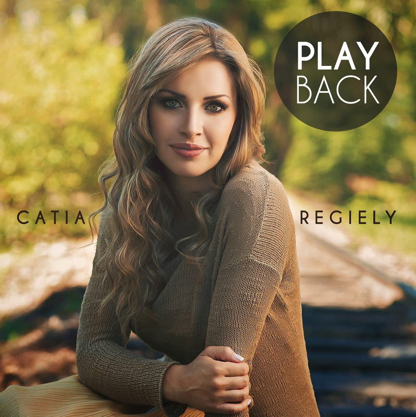 Catia Regiely - O Mundo Vai Ouvir - Playback
