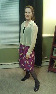 Vintage Skirt Tutorial DIY
